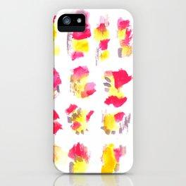 160122 Summer Sydney 2015-16 Watercolor #67 iPhone Case