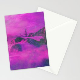 Francisco 80s Stationery Cards