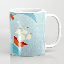 A Bad Day for Sailors Coffee Mug