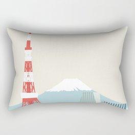 Tokyo Rectangular Pillow