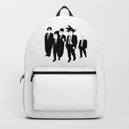 Dragonball Characters Backpack