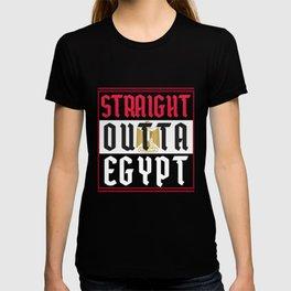 Egyptian National Flag T-shirt