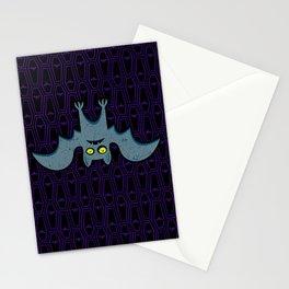 Hanging Til' Halloween - Bat Only Stationery Cards