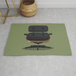 Lounge Chair - Charles & Ray Eames Rug