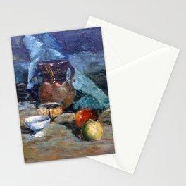 Bodegón a espátula/Natureza morta/Still life Stationery Cards