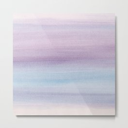 Pastel Watercolor Dream #1 #painting #decor #art #society6 Metal Print