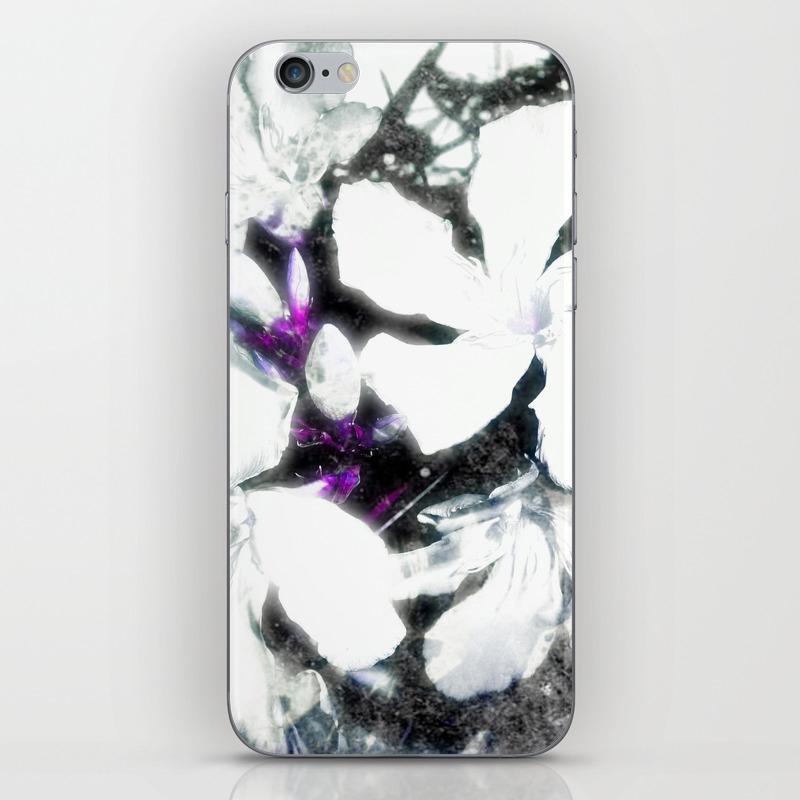 Nuda Di Bianco Iphone & Ipod Skin by Simonemoranacyla PSK919484