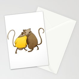 MOUSEY LOVE Stationery Cards