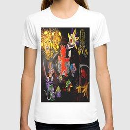 I.C.P Joker Ignited T-shirt