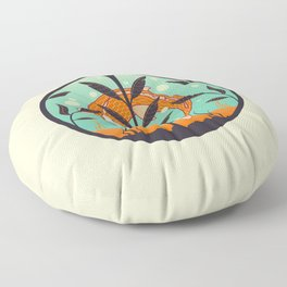 acquario Floor Pillow