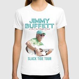 JIMMY BUFFETT - SLACK TIDE TOUR 2020 T-shirt