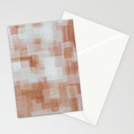 Clay Blocks Stationery Cards