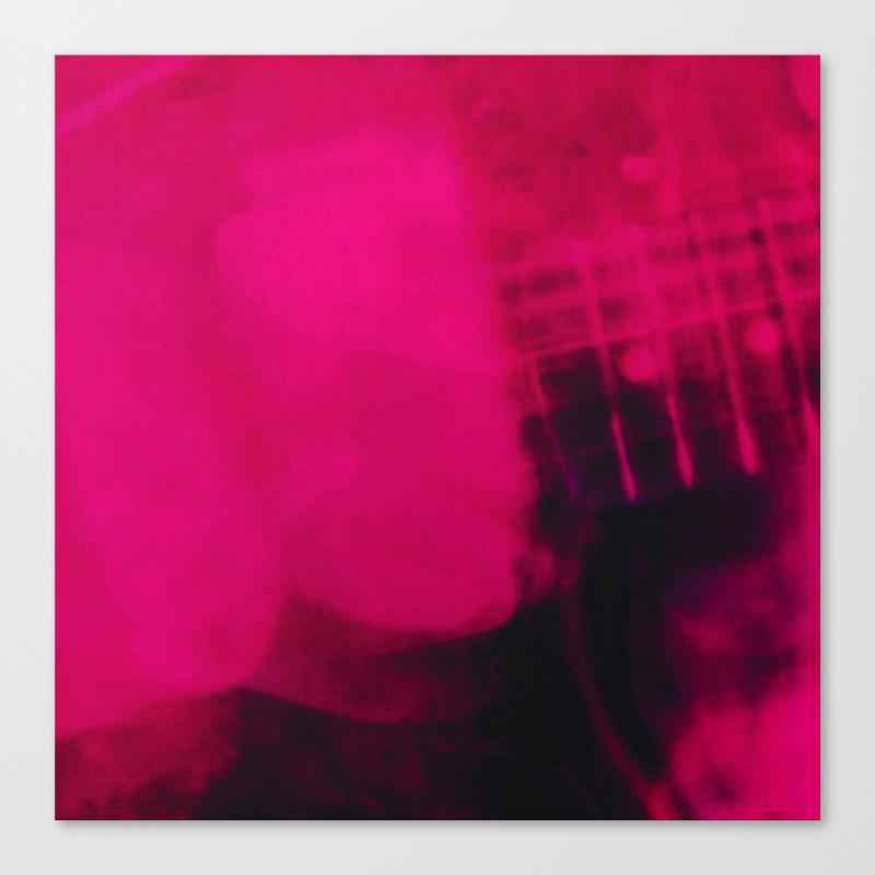 My Bloody Valentine - Loveless Canvas Print by Matemerch CNV7850539