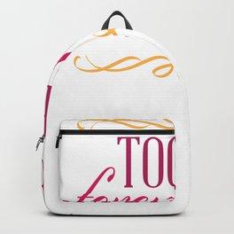 Together Forever - Valentines Day Backpack