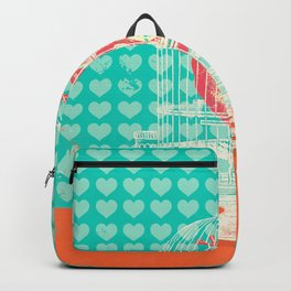 CAGED HEART Backpack