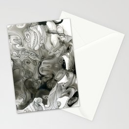 Alternate Universe Octopus Stationery Cards