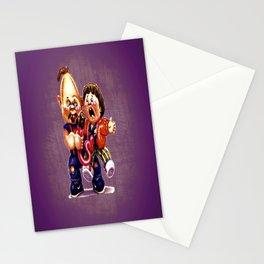 Feeding Chunk Chunks Stationery Cards