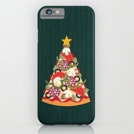PIZZA ON EARTH iPhone Case