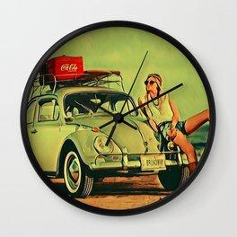 If my Beetle Spoke Wall Clock