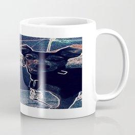 Min Pin on a boat Coffee Mug