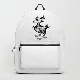 Skull Chocobo Backpack