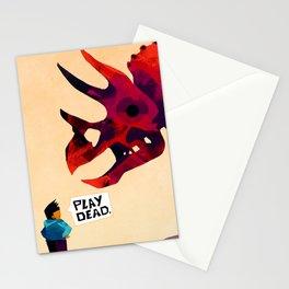 Dinosaur Trainer Stationery Cards