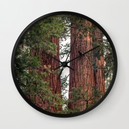 Find Your Soul Wall Clock