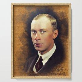 Sergei Prokofiev, Music Legend Serving Tray