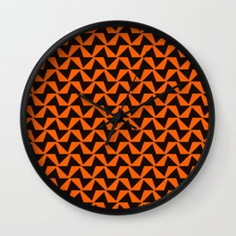 Tumblers Wall Clock