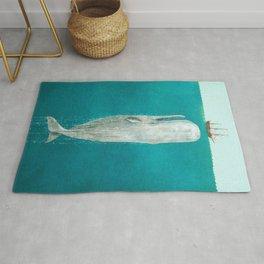 The Whale - Full Length  Rug