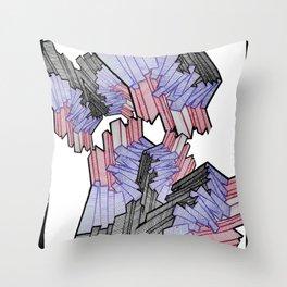 Tumbld Throw Pillow