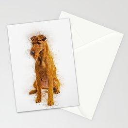 Irish Terrier Stationery Cards