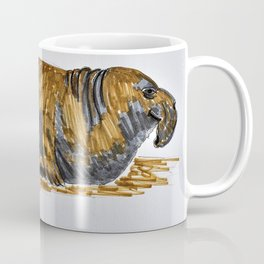 Elephant seal Coffee Mug