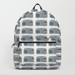 Oscilloscope PATTERN Backpack