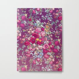 """Eternal spring"" - The bouquet Metal Print"
