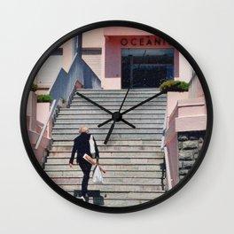 Daily Bread Wall Clock