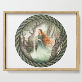 River Fae Serving Tray