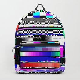 Glitch Ver.1 Backpack