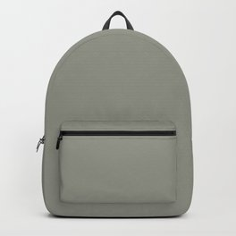 Simply Solid - Trout Grey Backpack