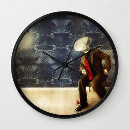 Mr. Glitch, 2 Wall Clock