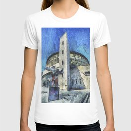 Besiktas Stadium Art T-shirt