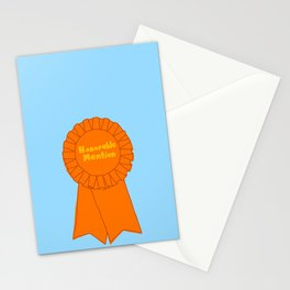 Honorable Mention Ribbon Stationery Cards