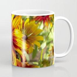 Rudbeckia 'Cappucino' Coffee Mug