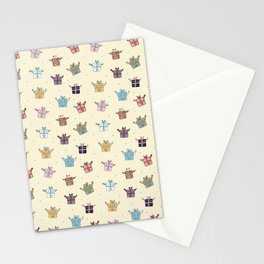 Merry Gifts Stationery Cards