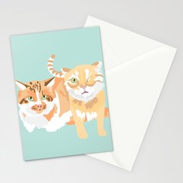 Willie and Ollie Stationery Cards