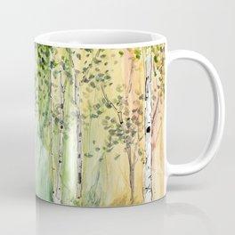 4 season watercolor collection - spring Coffee Mug