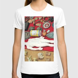 Beijing Flea Market Finds T-shirt