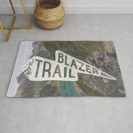 Trail Blazer Rug