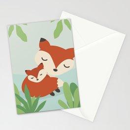 Mama Fox Stationery Cards