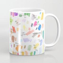 Enneagram Affirmations Coffee Mug